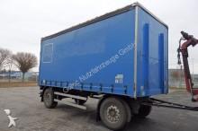 used Dinkel tarp trailer