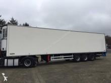 used Chereau mono temperature refrigerated trailer
