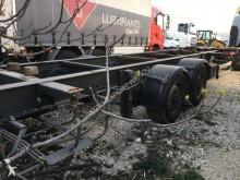 used Samro chassis trailer