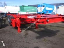 used Schmitz Cargobull chassis trailer