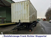 used Sommer chassis trailer