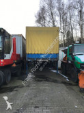 used Krone container trailer