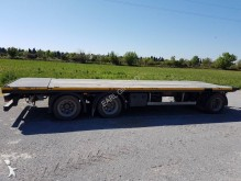 used Trailor flatbed trailer