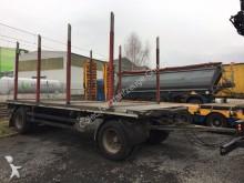 Schwarzmüller AZ N01A Holzanhänger 18 Ton 2 Achse trailer