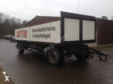 used Renders dropside flatbed trailer