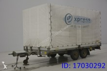 Humbaur TANDEM TRAILER trailer