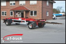 used Meiller hook lift trailer