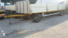 used Zorzi dropside flatbed trailer