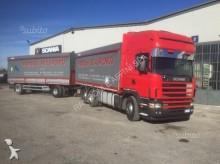 used Bartoletti tarp trailer