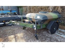 used Lohr tanker trailer