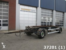 used Burg container trailer