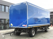 Rohr RAK 18 CI / Ladebordwand BÄR 2000/Mercedes- Achs trailer