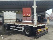 used Viberti flatbed trailer