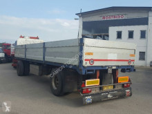 used Viberti flatbed trailer