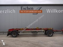 used Hüffermann chassis trailer