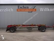 Hüffermann HMA 18.24 Vario Carrier mit Positionier Fix trailer