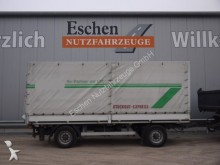 used Obermaier tarp trailer