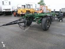 Schmitz Cargobull Gotha AFW18 Wechselfahrgestell trailer