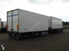 used Samro refrigerated trailer