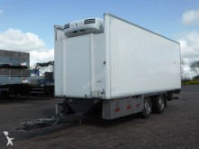 used Chereau refrigerated trailer