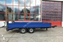 Humbaur Tandemtieflader mit ABS trailer