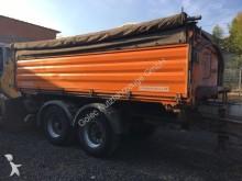 used Schwarzmüller tipper trailer