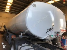 used Indox tanker trailer