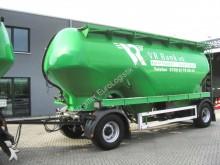 Feldbinder BPW-Achsen / Duomatic / 30.000 l Silo trailer