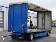 Schwarzmüller PA 2* Edscha* Alufelgen* BPW Achsen* trailer
