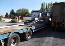 used Kaiser heavy equipment transport trailer
