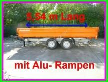 new Moeslein tipper trailer