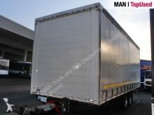 Saxas SDAH Plane und Spriegel (Luftfederung) trailer