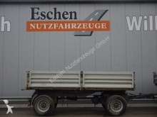 Kögel AK 18 9 m³ Alukippaufbau, Luft, BPW trailer
