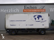 used Schwarzmüller box trailer