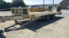 ACTM porte engins trailer
