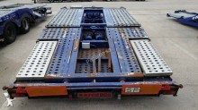 used Rolfo car carrier trailer