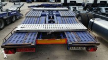 used Montenegro car carrier trailer