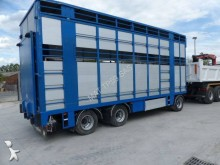 rimorchio trasporto bestiame Titan usato