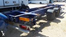 Fruehauf 2 ESSIEUX 16 T trailer