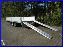 new Moeslein dropside flatbed trailer