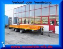 rimorchio trasporto macchinari Moeslein usato