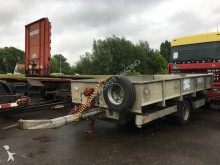 used Noyens tipper trailer