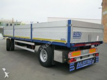 used Viberti dropside flatbed trailer