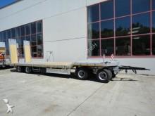 Moeslein 4 Achs Tieflader Anhänger mit ABS trailer