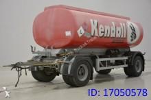 Faymonville TANK 15.000 Liter trailer