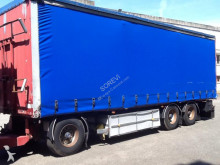 used Samro tautliner trailer