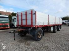 used Lecitrailer flatbed trailer
