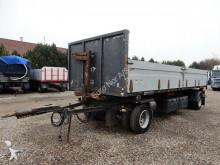 Schmitz Cargobull 2 axle 20 ton trailer