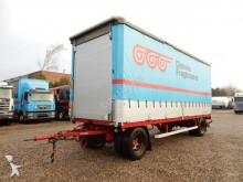 Kel-Berg ZPS200 20 t 2 axle trailer