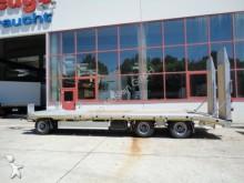 Moeslein 3 Achs Tieflader, Verbreiterung, Verzinkt trailer